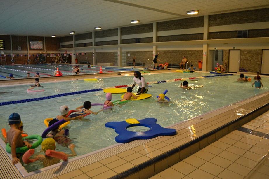 F te d 39 anniversaire enfant la piscine triton bruxelles for Piscine yerres