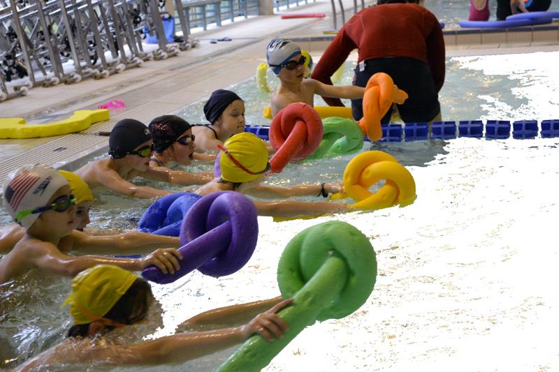 Zwemlessen Groep