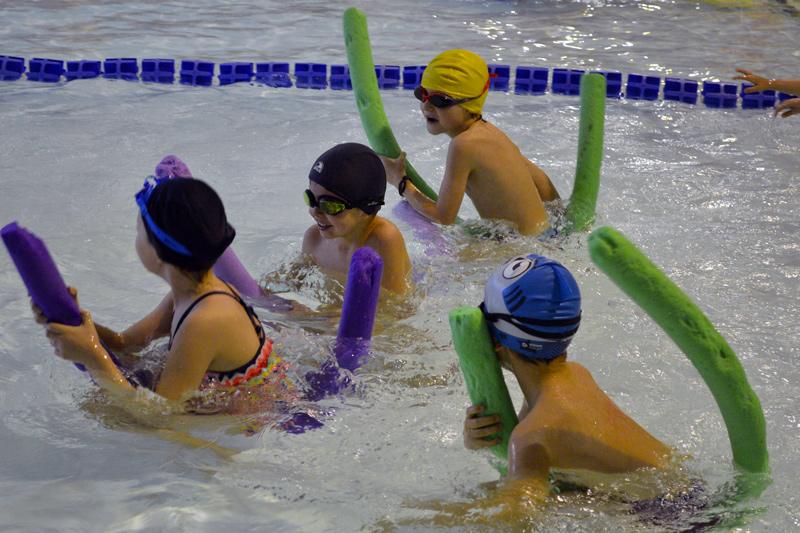 Zwemlessen Brussel