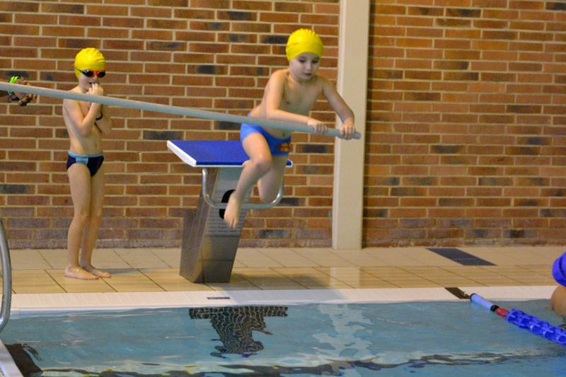 Zwemlessen Triton