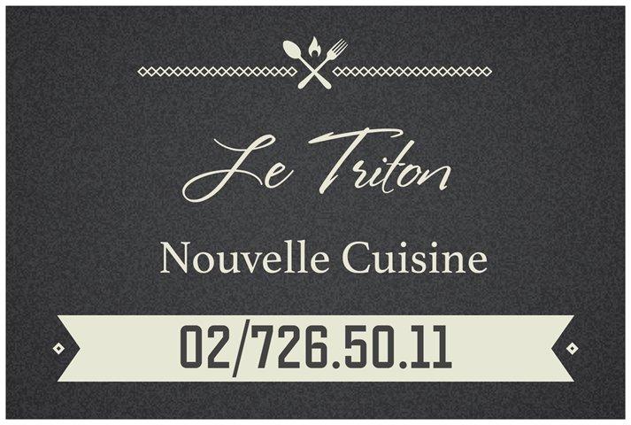 Brasserie Le Triton