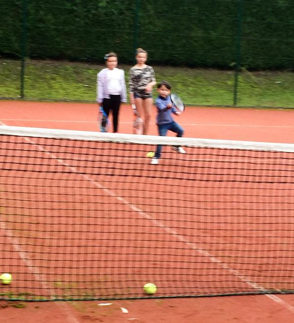 stage de tennis à evere